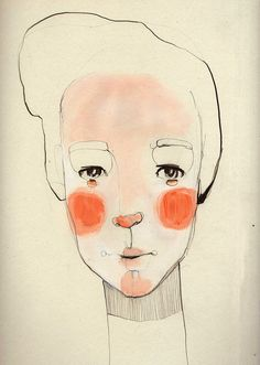 sketch 17|5 by Ekaterina Koroleva, via Flickr