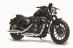 Harley Davidson Iron 883 Dark Edition - 16/16 - Tamaño original