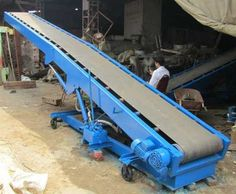 Neo conveyors are Leader in manufacturing of Bucket elevator for Bulk materilas handlind.our other products are Belt conveyors,Trough Belt conveyors,    Chanin conveyors,slat chain conveyors,Modular chain conveyors.    Our specific design make conveyors effiecent and Long lasting.    please visit www.bulkmaterilashandling.in for details. Rs121