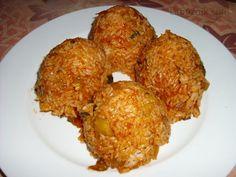 Cukety s rýží