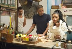 Empire, Fox's booming, ultra-addictive hip-hop drama, operates at a very specific decibel. Dial down the volume of Lee Daniels's distinct predilection for artful sensationalism, then dial up t
