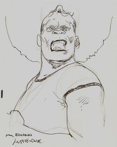 Tanino Liberatore, Ranx Xerox Drawing Sketches, Drawings, Bd Comics, Comic Art, Street Art, Animation, Characters, Painting, Illustrations
