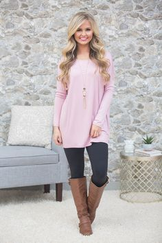 We're so in love with these beautifully soft and delicate tunic!