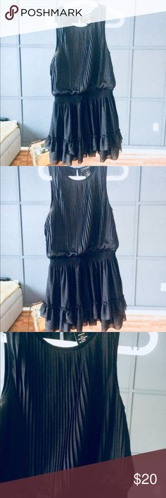 MM Couture mini drop waist dress MM Couture mini drop waist dress, black, runs true to size, size m, great condition MM Couture Dresses Mini