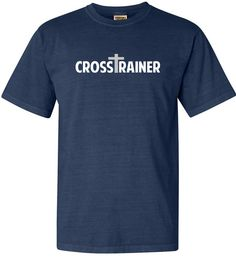 CrossTrainer | Men's Christian T-Shirt | SonGear.com