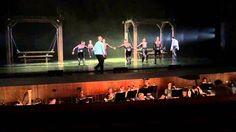Slovak Dances rehearsals