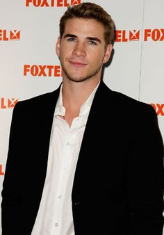 """Liam Hemsworth. Ok so I dont normally go for the pretty boys, however, this is one exception I will make. I can't help but swoon everytime I see a picture of him. I think its the smile and the eyes... oh and I love his character of Will in """"The Last Song"""""""