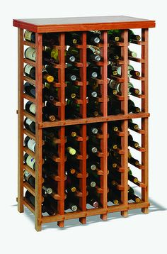 #wine rack-5 column