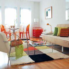 En interiorismo, la decoración de un ambiente se planifica como un todo. Cada mueble es una pieza de un puzle que tiene asignado su lugar.