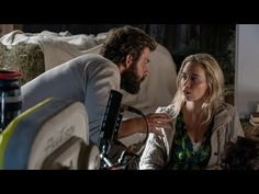 Behind The Scenes on A QUIET PLACE - Movie B-Roll, Bloopers & Clips - YouTube