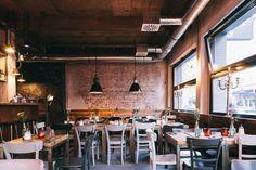 """""""K"""" wie Küche, Kult(ur) & Kiez. Fusions-Küche und moderne Esskultur machen das K"""" Restaurant im Düsseldorfer Kiez Unterbilk zu einem Kraftwerk der kulinarischen Genüsse."""