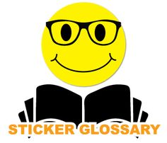 Glossary of Label and Sticker Terms