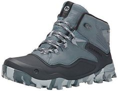 7240f3d7ea770 Merrell Men s Fraxion Shell 6 Waterproof Winter Boot - From Shoes to Sandals