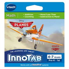 InnoTab Planes