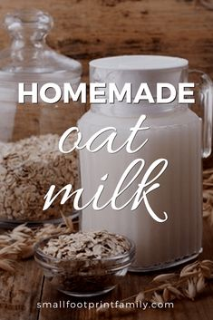Oat milk is a delicious, eco-friendly alternative to other non-dairy milks, and is quick, cheap and easy to make. It also has an alkaline creaminess that makes it arguably the best-tasting non-dairy creamer available. Here's how to make it.  #recipes #oatmilk #vegan #rawvegan #paleo #paleodiet #beverages #nondairy #glutenfree #dairyfree #mylk
