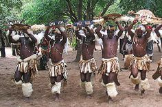 Below are images of the Ndebele Tribe from South Africa. These images informed Anglorika II . Traditional Ndebele attire: beaded leg br...