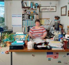 La cara de la burocracia: retratos de funcionarios de todo el mundo
