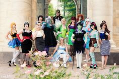 Things We Saw Today: Clap If You Believe In Awesome Pin Up Disney Cosplay - Look at this stuff? Isn't it neat!