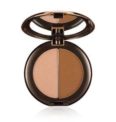 Travel Size TANtalizer Highlighter & Matte Bronzer Duo by Lorac