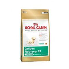 Royal Canin Golden Retriever Junior es un alimento completo especial para cachorros Golden Retriever, satisface las necesidades nutricionales desde los 2 a los 15 meses