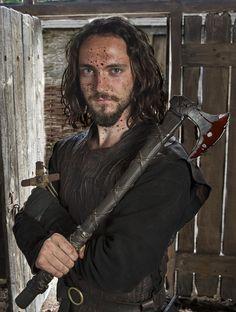 George Blagden | Athelstan | Vikings …