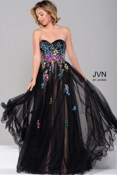 JVN Prom by Jovani JVN41428 JVN Prom Collection Estelle's Dressy Dresses in Farmingdale , NY