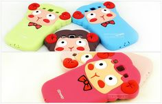 iSheep 3D Fun Silicon Case for Galaxy S3