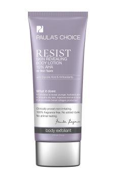 Skin Revealing Body Lotion with 10% AHA.voor alle huidtypen.