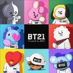 Image about cute in BTS Fanart by meli on We Heart It Bts Memes, Jin, K Wallpaper, Wallpaper Keren, Bts Twt, Korean Boy, Bts Chibi, Line Friends, Billboard Music Awards
