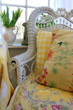 ❤ ❥ So comfy looking ...ideal for that Porch ❤ ❥