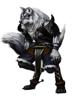 Wolf warrior by orochi-spawn on deviantART: