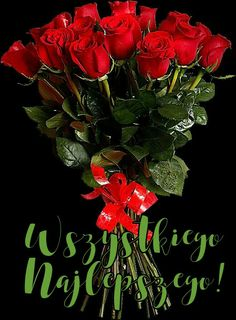 Z okazji....🍷🍦🌹🐞🍰🌷🍨🍦💙💚💟🐝🌷🌹🐞🍰🌷 Happy Birthday Wishes Messages, Happy Birthday Cakes, Christmas Wreaths, Holiday Decor, Flowers, Mood Boards, Humor, Gallery, Photography