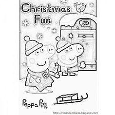 Papa Pig Peppa Pig Dibujos para