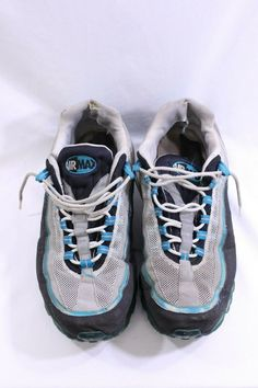 8b5ac2978f09 2010 NIKE AIR MAX 24 7 Mens Running Shoes Sneakers 397252-010 Men Size 15