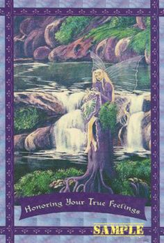 Free Online Oracle Card Readings-Healing With The Fairies Oracle Cards By Angel Intuitive Doreen Virtue