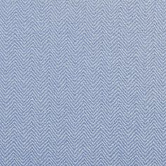 Light Blue Small Herringbone Chevron Upholstery Fabric By The Yard 1