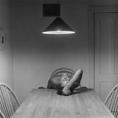 Carrie Mae Weems' Kitchen Table series http://carriemaeweems.net/galleries/kitchen-table.html