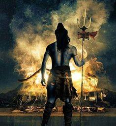 Shiva- The God of destruction Shiva Shakti, Rudra Shiva, Mahakal Shiva, Shiva Statue, Lord Shiva Pics, Lord Shiva Hd Images, Messages Bonjour, Shiva Angry, Mahadev Hd Wallpaper
