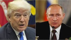 Syria deal in the works ahead of likely Donald Trump-Vladimir Putin meeting