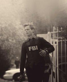Matthew Gray Gubler aka Dr. Spencer Reid in Criminal Minds.