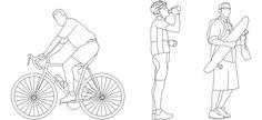 Dwg Adı : Kaykay ve bisikletçi tefrişleri  İndirme Linki : http://www.dwgindir.com/puanli/puanli-2-boyutlu-dwgler/puanli-insan-ve-hayvanlar/kaykay-ve-bisikletci-tefrisleri.html