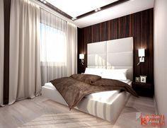 Стильный минимализм, Korizza, Спальня, Дизайн интерьеров Formo.ua
