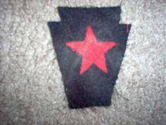 World War I US army 28th Infantry division key by LGGMilitaria
