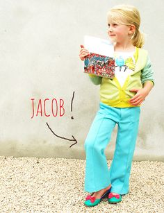Jacob by Polkadotjes., via Flickr