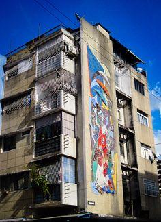 Art Buildings in Caracas