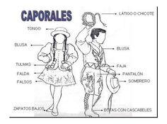 danzas chilenas zona norte - Buscar con Google