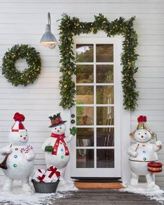 172 Best Outdoor Decorating Ideas images in 2019 | Balsam ...