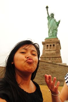 kiss for you America