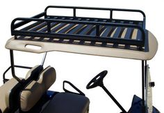 Great Day, Inc. - Custom Cart Accessories - PowerRide Bow Carrier                                                                                                                                                                                 More