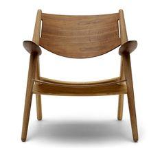 CH28T Wood Chair